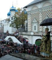 Слово Святейшего Патриарха Алексия в день преставления прп. Сергия Радонежского