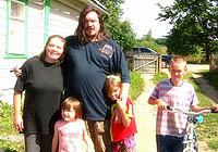 Патриаршее соболезнование в связи с гибелью священника Андрея Николаева и его семьи