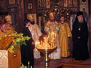 Кафедральный храм Корсунской епархии отметил свой престольный праздник