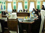 ЖУРНАЛЫ заседания Священного Синода Русской Православной Церкви от 24 декабря 2008 года