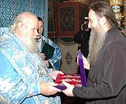 Святейший Патриарх Алексий возглавил хиротонию архимандрита Романа (Гаврилова) во епископа Серпуховского