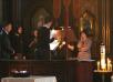 Божественная литургия в храме св. блгв. кн. Александра Невского в Копенгагене накануне переноса праха императрицы Марии Феодоровны, 23 сентября