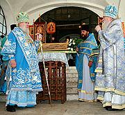 Патриаршее слово в день праздника Смоленской иконы Пресвятой Богородицы