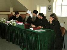 Пленарное заседание XVI Ежегодной богословской конференции ПСТГУ 'Евхаристия Востока и Запада'
