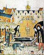 18 июля ― обретение честных мощей преподобного Сергия, игумена Радонежского