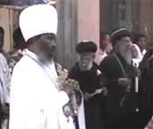 Делегация Русской Православной Церкви приняла участие в торжествах по случаю празднования 2000-летия от Рождества Христова по эфиопскому календарю