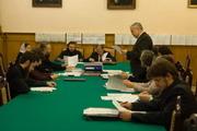 В Санкт-Петербургской духовной академии состоялось заседание организационного комитета II Всероссийского конкурса 'За нравственный подвиг учителя' в Северо-Западном федеральном округе