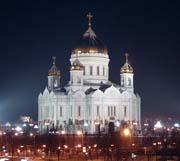 Православные верующие отмечают Рождество Христово