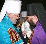 Ректор Одесской семинарии рукоположен во епископа Кременчугского и Хорольского