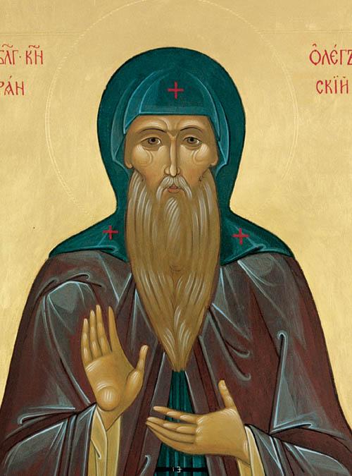 икона святой олег: