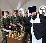 Патриаршее приветствие участникам V Всероссийских сборов духовенства, окормляющего военнослужащих ВС РФ