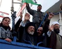 Власти Израиля не разрешили иерарху Мелкитской Церкви доставить гуманитарную помощь в Сектор Газа