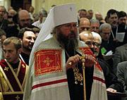Предстоятелем Православной Церкви в Америке избран епископ Иона (Паффхаузен)