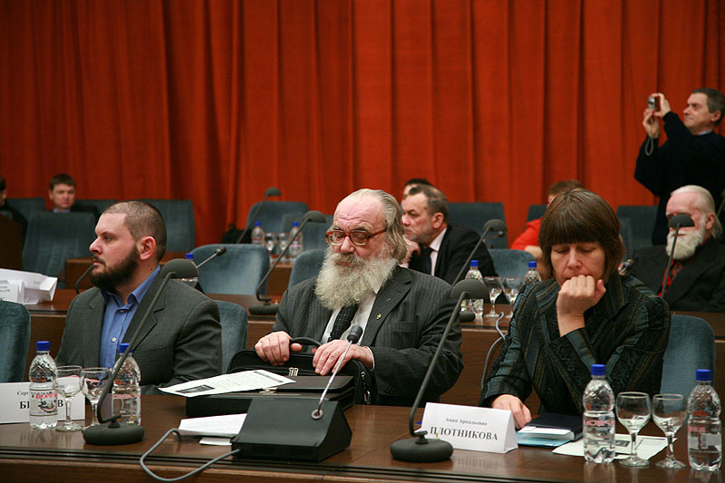 Первое заседание Международной церковно-научной конференции «Преподобный Савва Сторожевский и его обитель в православном мире»