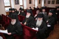 Состоялся Архиерейский Собор Украинской Православной Церкви