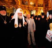 Слово Святейшего Патриарха Московского и всея Руси Кирилла в ставропигиальном Свято-Троицком Корецком монастыре