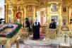 Патриарший визит в Нижегородскую епархию. День первый. Поклонение святыням Саровской Успенской пустыни.