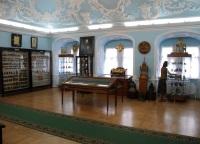 Церковно-археологический кабинет.  Музей находится в здании Московских...