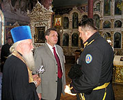 В Днепропетровской епархии прошли торжества, посвященные победе над Наполеоном