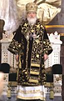 Кирилл, Патриарх Московский и всея Руси (Гундяев Владимир Михайлович)