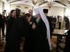 Передача бюллетеней и бланков для голосования на предстоящих Архиерейском и Поместном Соборах Русской Православной Церкви