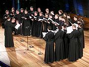 Впервые в США пройдут гастроли хора Сретенского монастыря