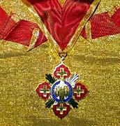 Синод Эстонской Православной Церкви наградил митрополита Корнилия орденом священномученика Исидора Юрьевского