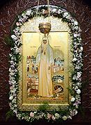 Святейший Патриарх Кирилл возглавил церемонию передачи мощей преподобномучениц Елисаветы и Варвары Марфо-Мариинской обители