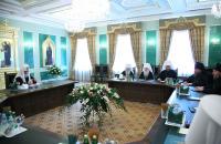 Священный Синод принял решение о создании Синодального отдела по взаимоотношениям Церкви и общества