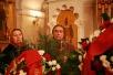 Отпевание Игоря Моисеева в Храме Христа Спасителя
