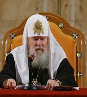 Святейший Патриарх Алексий привел статистические данные о количестве храмов и монастырей Русской Церкви, а также о численности московского духовенства