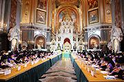Участники Поместного Собора приступили к голосованию на выборах Предстоятеля Русской Православной Церкви