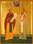 В конце мая в Коломне откроют памятник святым Кириллу и Мефодию