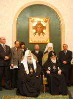 Презентация XIII тома 'Православной энциклопедии'