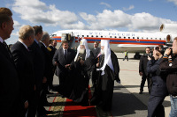 Начался Первосвятительский визит Предстоятеля Русской Церкви в Калининград