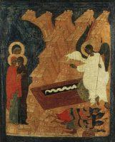 3 мая ― память святых Жен-мироносиц