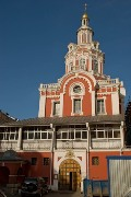 Заиконоспасский монастырь рассчитывает на постепенную передачу монастырских помещений Церкви