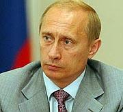 Патриаршее поздравление Президенту России В. Путину с Днем народного единства