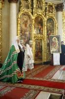 Слово Святейшего Патриарха Алексия в праздник Вознесения Господня