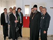 Представитель Патриарха Московского при Патриархе Антиохийском совершил пастырскую поездку по городам Сирии
