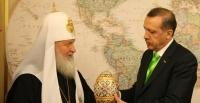 Святейший Патриарх Кирилл встретился с Премьер-министром Турции Р. Эрдоганом