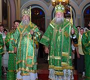 Русская духовная миссия в Иерусалиме отмечает свой престольный праздник