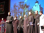 Хор Заиконоспасского монастыря выступит в Иерусалимской Патриархии