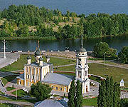 Осквернен старейший храм Воронежа
