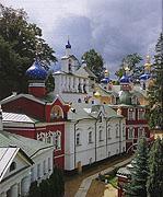 Сняты ограничения на посещение паломниками Псково-Печерского монастыря, расположенного в пограничной зоне