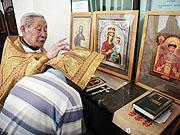 Православные священники из КНР участвовали в службе в консульстве РФ