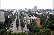 В Бердянске на месте служения новомучеников возводится новый храм