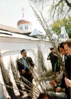 Столетие.ru: 'Туркменбаши хотел рухнамезировать Православие'