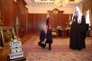 Встреча Президента России В.В. Путина со Святейшим Патриархом Алексием