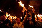 Епископ Бронницкий Амвросий: То чудо, которое происходит в день Великой Субботы в храме Гроба Господня, невозможно описать человеческим языком